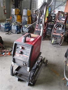 Lincoln Electric Mig Welder >> Lincoln Electric Sp 170t Mig Welder