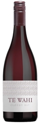 Cloudy Bay `Te Wahi` Pinot Noir 2012 (6 x 750mL), Central Otago, NZ.