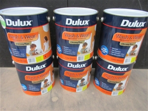 how to clean dulux wash and wear