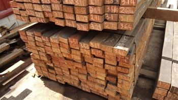 Hardwood Timber – Reclaimed / Recycled