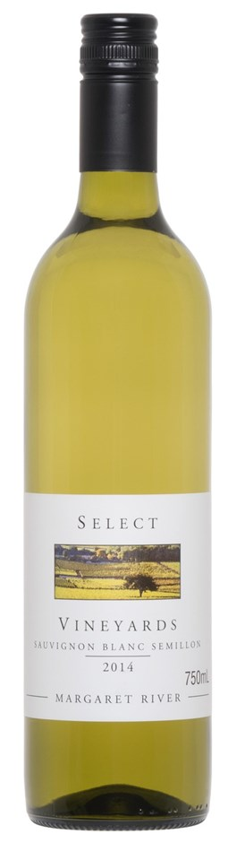 Watershed `Select Vineyards` Sauv Blanc Semillon 2014 (12 x 750mL), WA.