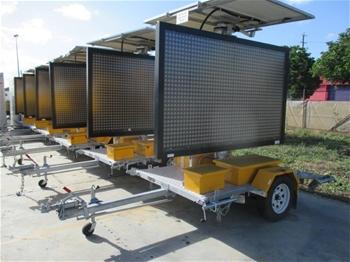 Traffic Management Attenuator Trucks Utilities Amp Equipment