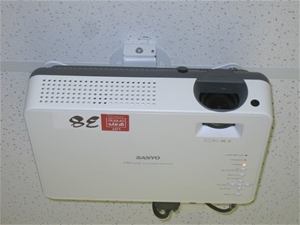 sanyo pro xtrax multiverse projector cabelling not included auction 0038 3001348. Black Bedroom Furniture Sets. Home Design Ideas