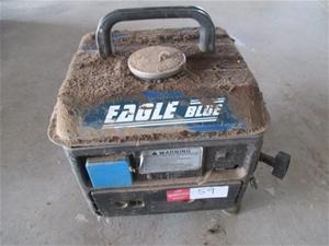Eagle Blue Petrol Generator