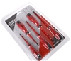 YATO 5pc Insulated Screwdriver Set 1000V Protection. Buyers Note - Discount