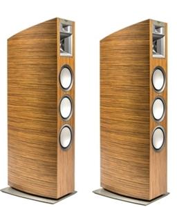 klipsch palladium p 37f floorstanding speakers natural. Black Bedroom Furniture Sets. Home Design Ideas