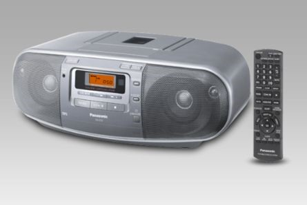 Panasonic Portable Radio RX-D50
