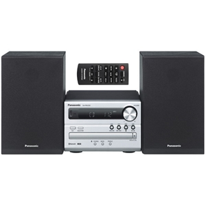 Panasonic Mini Hi-Fi System SC-PM250GN-S