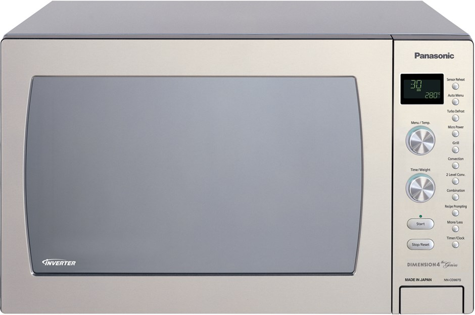 Microwave oven with stainless steel interior 6 products - Stainless steel microwave interior ...
