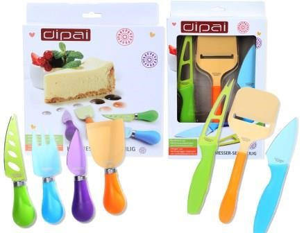 2 x Dessert & Cheese Sets, include: 1 x 4pc Mini Set and 1 x 3pc set. Buyer