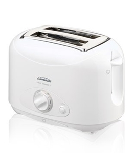 Sunbeam cool touch 2 slice toaster model ta1210 auction - Cool touch exterior convection toaster oven ...