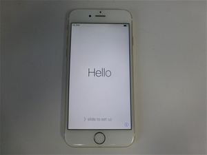Iphone Model A1586 >> Apple Iphone 6 64gb Model A1586 Gold White 4 7 Diagonal
