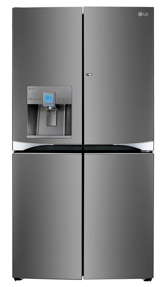 LG 906L Stainless Steel Door-in-Door French Door Refrigerator (GP-5D906BSL)