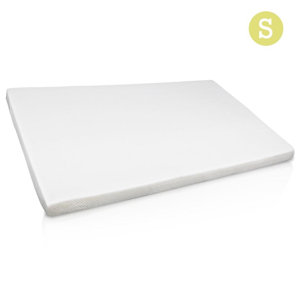 Visco Elastic Memory Foam Mattress Topper 7cm Thick Single