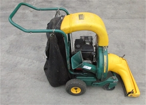 Yard Man 5 0 Hp Yellow And Green Triple Care System