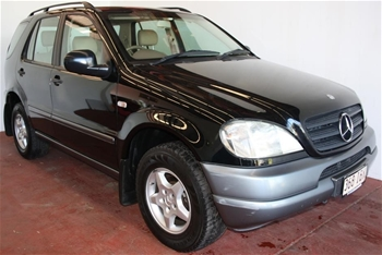 Unreserved 9 2000 mercedes ml320 1998 bmw 318 for 2000 mercedes benz ml320 owners manual