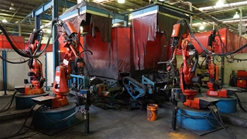 ORION IRS WELDING CELL A1