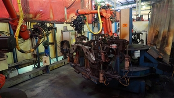ORION IRS WELDING CELL C2