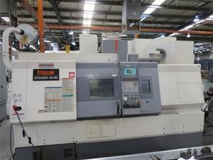 2003 Mazak Universal CNC Lathe, Integrex 200-3S