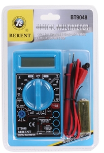 BERENT Digital Multi-Meter. Buyers Note