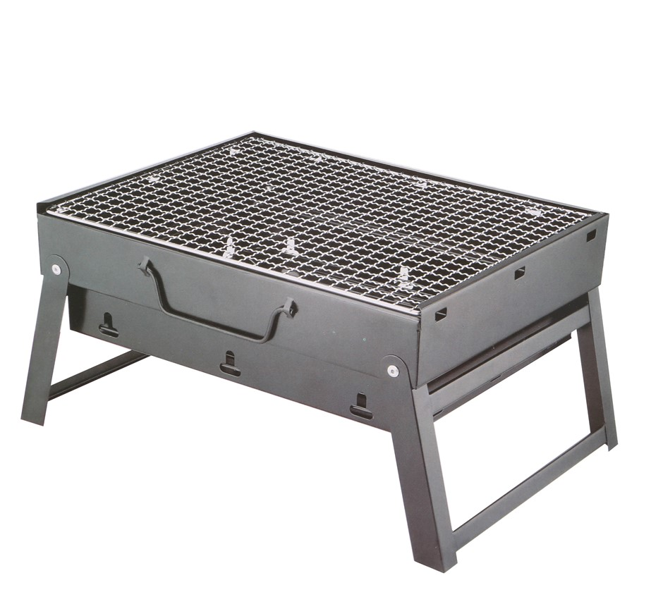 Portable Outdoor BBQ Grill 43 x 29cm. Buyers Note - Discount Freight Rates