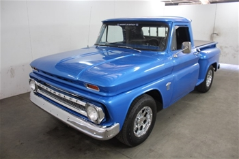 1964 Chevrolet C10 RWD Automatic Ute, 36,816 km indicated