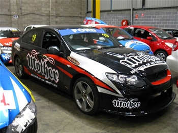 Ford Falcon XR8 Drive Day Cars