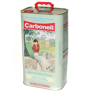 13 Tins x CARBONELL Spanish Olive Oil 4Ltrs  (234727-130) Auction