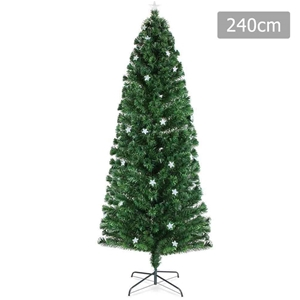 2.4M 320LED Christmas Tree