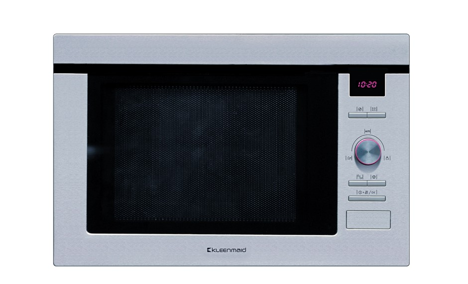 Kleenmaid 25L Built In Microwave Quartz Grill Oven (MWG4510)