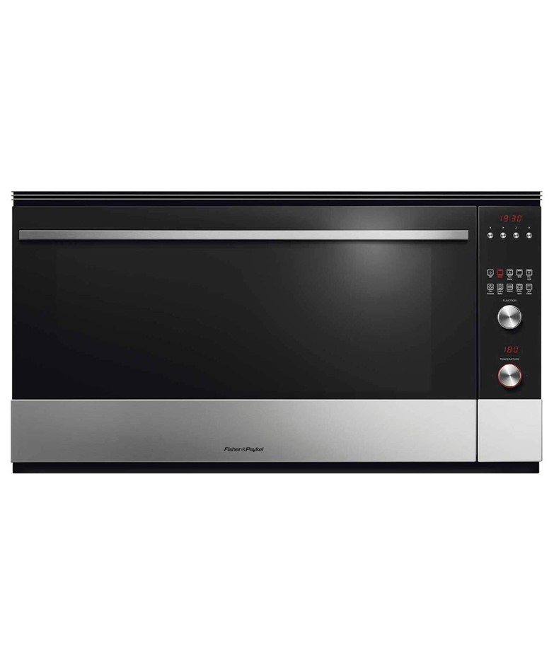 Fisher & Paykel Pyrolytic Electric Wall Oven (OB90S9MEPX3)