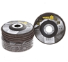 10 x VOREL Abrasive Flap Discs 115mm Grit P120. Buyers Note - Discount Frei