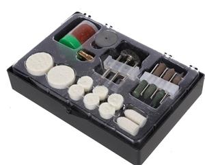 VOREL 22pc Mini Grinder Accessory Set. B