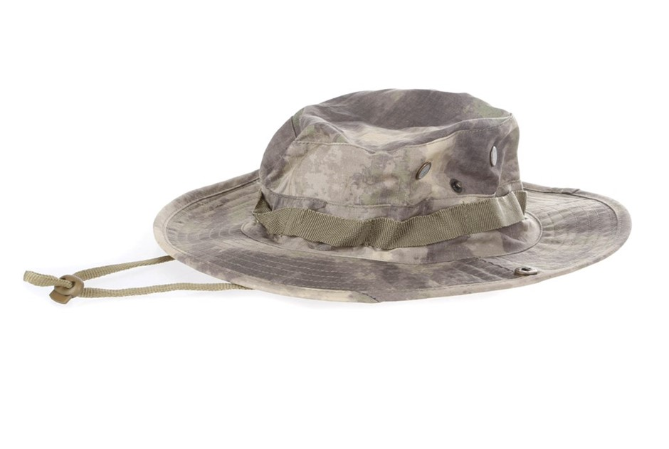 2 x Army Camo Style Sun Hat. Buyers Note - Discount Freight Rates Apply to