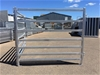 20 Combo Cattle, Sheep, Goat Gal Fencing Panels, 7 rail, 1.8m(h), 2.1m(l)