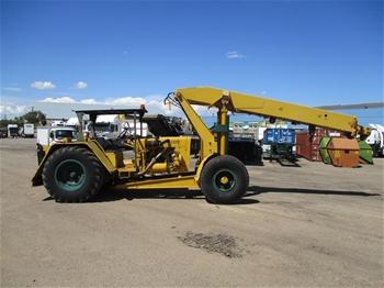 BHB Engineering TC48C Yard Crane