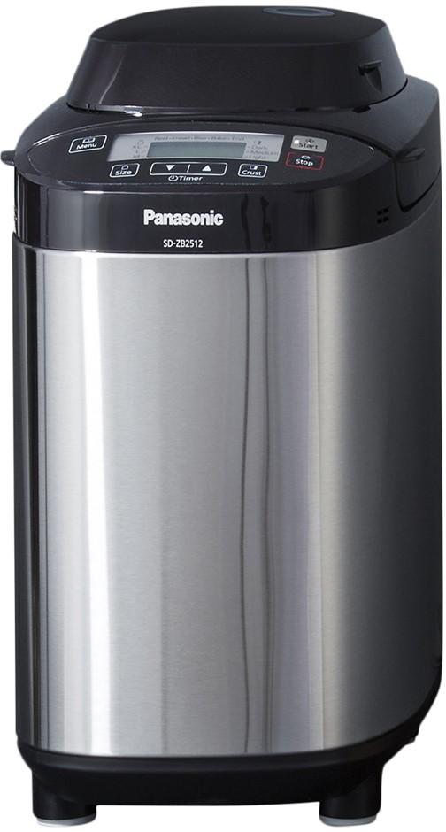 Panasonic SD-ZB2512KST Automatic Bread Maker