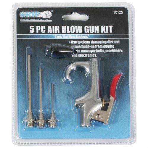 5pc Air Blow Gun Kit Accessories. (263499-141)