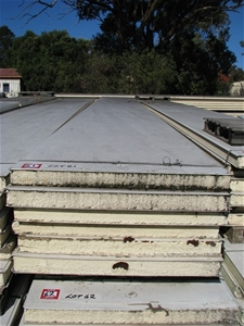 Used Cool Room Panels For Sale