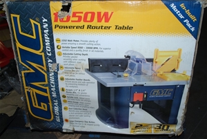 Gmc Credit Card >> GMC 1050W Powered Router Table. Auction (0090-3105811 ...
