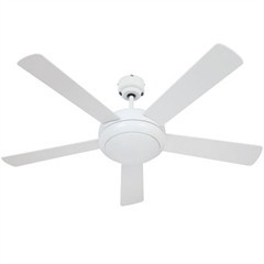Omega new yorker white ceiling fan model 40626 auction omega new yorker white ceiling fan aloadofball Gallery