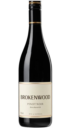 Brokenwood Pinot Noir 2017 (12 x 750mL), Beechworth, VIC.