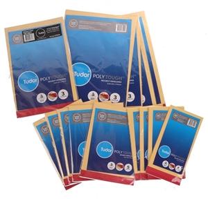 TUDOR Assorted Security Envelopes, 5 Pac