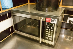 Microwave Oven Breville Bmo300 A 1500w