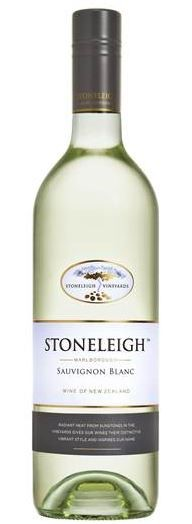 Stoneleigh Sauvignon Blanc 2018 (6 x 750mL), Marlborough, NZ.
