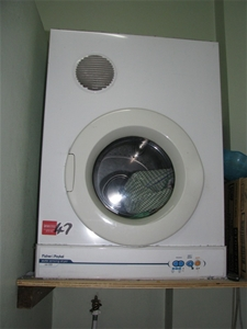Dryer Fisher And Paykel Auto Sensing Model Ed55 Front