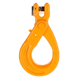 Clevis Self Locking Safety Hook, Suits 1