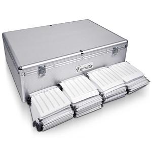 Embellir 1000 Disc Aluminium Storage Box