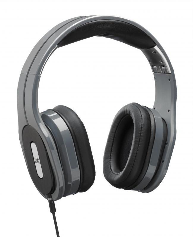 PSB M4U1 Over-Ear Headphones (Grey)