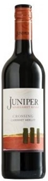 Juniper `Crossing` Cabernet Merlot 2016 (12 x 750mL), Margaret River, WA.